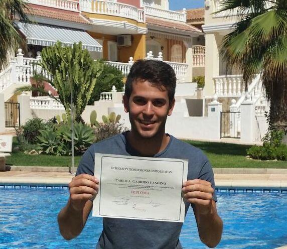 Cursos de inmersión en inglés - Cursos de inmersión lingüistica en inglés de Guillermo Hernanz - Valencia