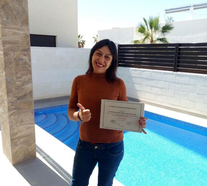 Cursos de inmersión en inglés - Cursos de inmersión lingüistica en inglés de Chelo Sellers - Alicante