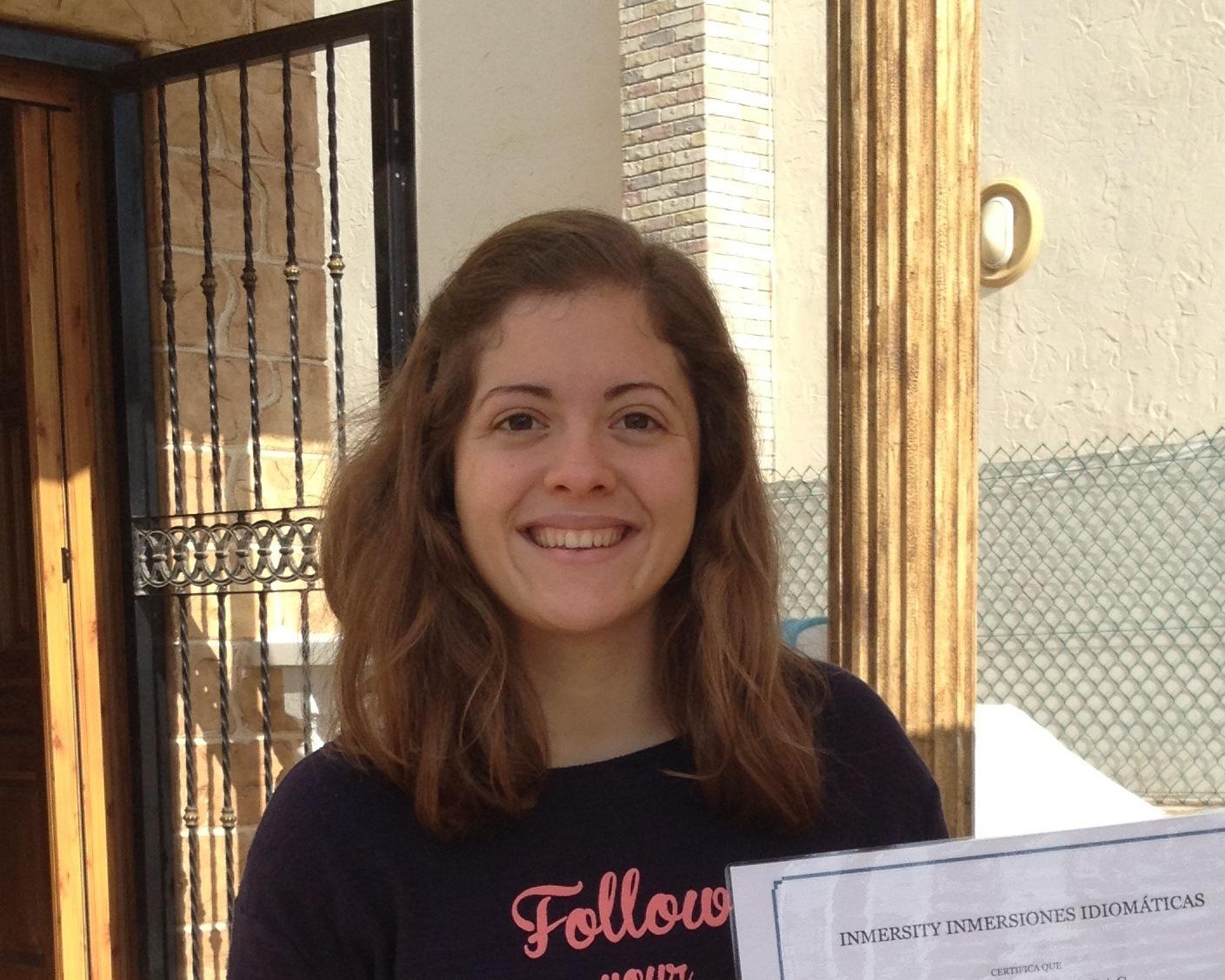 Cursos de inmersión en inglés - Cursos de inmersión lingüistica en inglés de Alba Vayá - Valencia